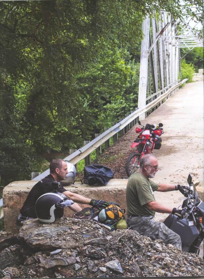 Roadrunner Magazine - OAT Story Page 1