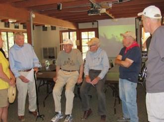 Trailfinders Em Sebenus, Steven Smith, Ed Paul, and Jim Farber