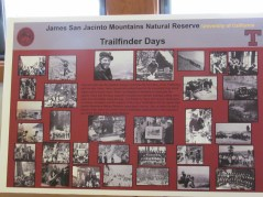 Photos of the Trailfinders when they were with Harry James