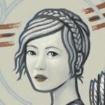 Helen the Huntress face