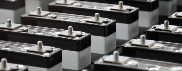 Litium Batteries James Alexander Michie