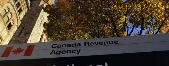 Canada Revenue Agency James Alexander Michie