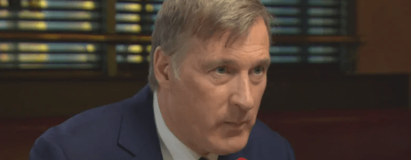 Maxime Bernier James Alexander Michie