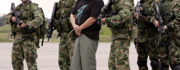 Convicted drug kingpin Diego Leon Montoya Sanchez