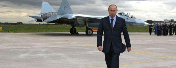 Russian Prime Minister Vladimir Putin James Alexander Michie