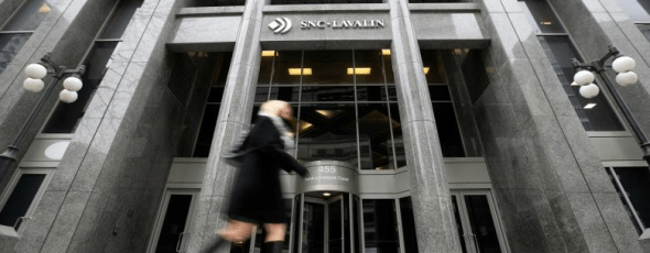 SNC Lavalin Montreal James Alexander Michie