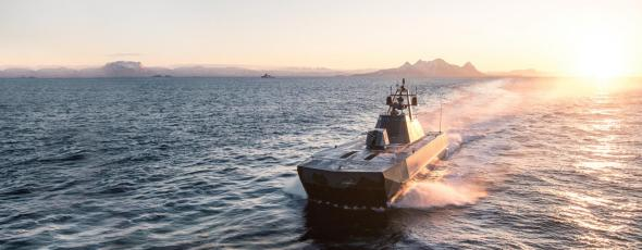 Corvettes, like the Skjold class employed by the Norwegian Navy U. S. Navy Institute | James Alexander Michie
