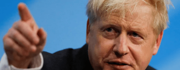 Boris Johnson CBC News | James Alexander Michie