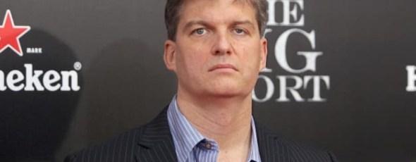 Michael Burry CNBC   James Alexander Michie