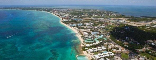 Coastline of Grand Cayman Forbes | James Alexander Michie