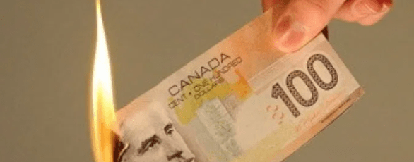 Canadian Currency The Post Millennial | James Alexander Michie