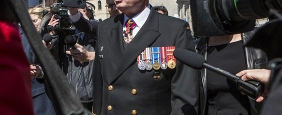 Vice-Admiral Mark Norman leaves Ottawa Citizen | James Alexander Michie