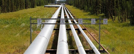 Oil Pipeline Financial Post | James Alexander Michie
