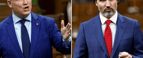 OToole Trudeau NP | James Alexander Michie