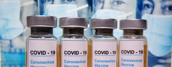 Covid Vaccine Chris Waldburger | James Alexander Michie