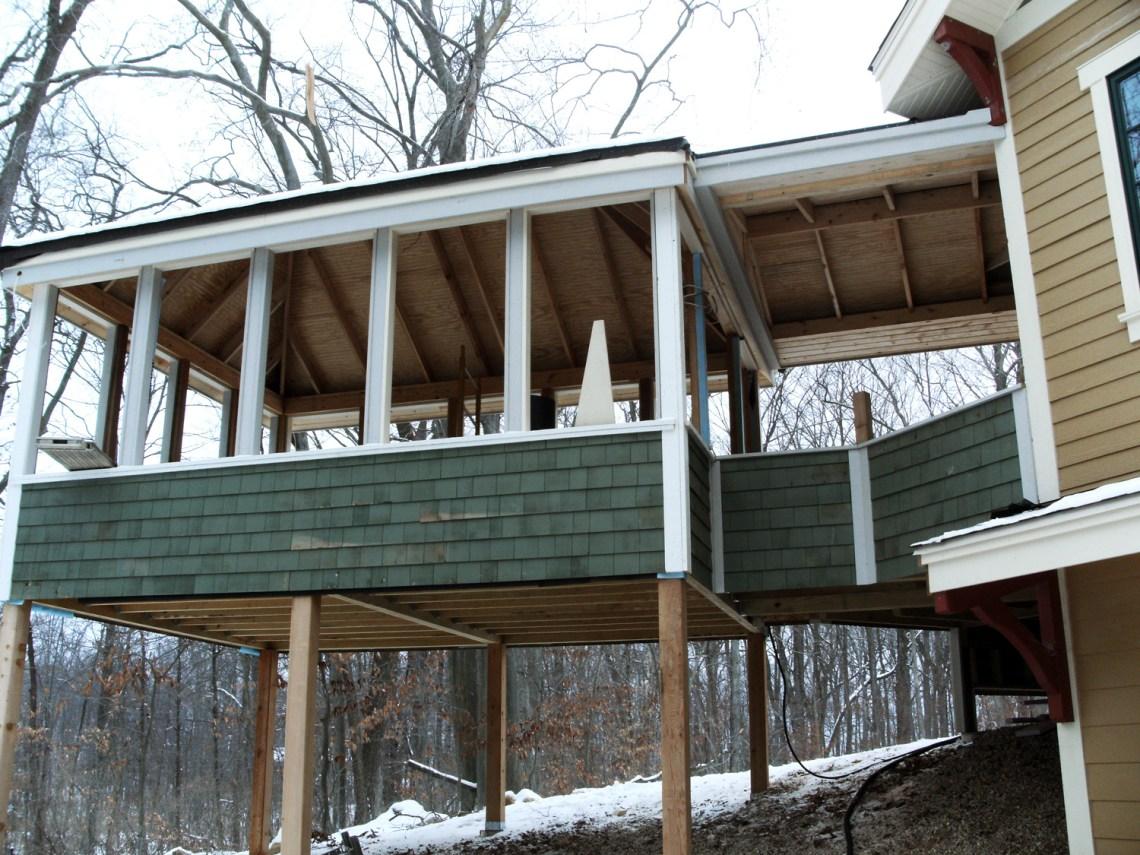 Three Seasons Room   James Allen Builders   Wisconsin