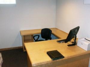 office desk for home. Custom Millwork Desk | Home Office James Allen Builders Office Desk For Home