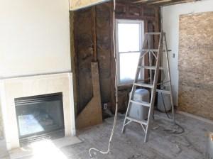 Water Damage Repair | Custom Remodeler | James Allen Builders
