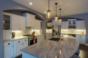 Custom Built Kitchen | James Allen Builders | Southeast Wisconsin