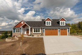 James Allen Builders Model Home Slinger WI (2)