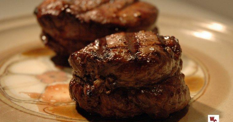 Grilled Filet de Bœuf