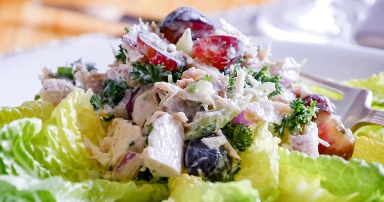 Skinny Turkey Salad