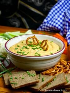Obatzda Bavarian Soft Cheese Dip