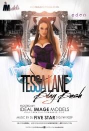 """Ideal Image Models Tessa Lane Birthday at Eden"""