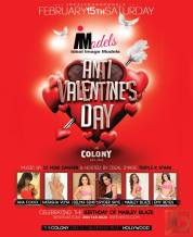 """Ideal Image Models Anti Valentines Party at Colony flyer900x1103"""