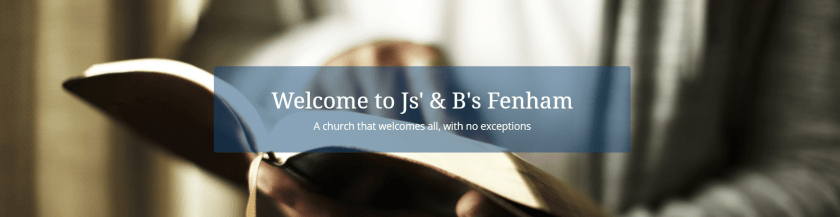 Worship and Church Services and Prayer at J's and B's