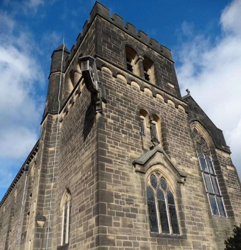 St James Basil Church Tower