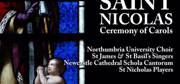 Benjamin Britten St. Nicolas