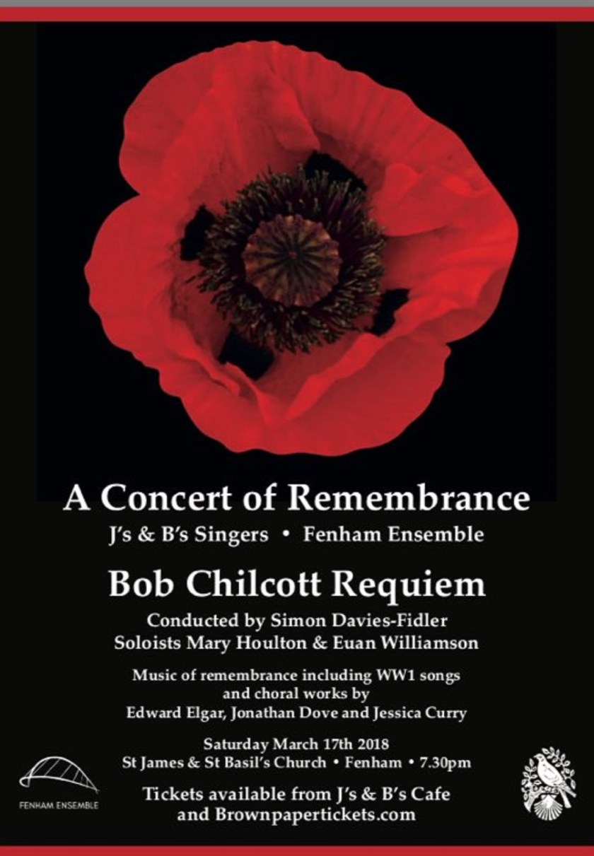 Chilcott Requiem Js and Bs