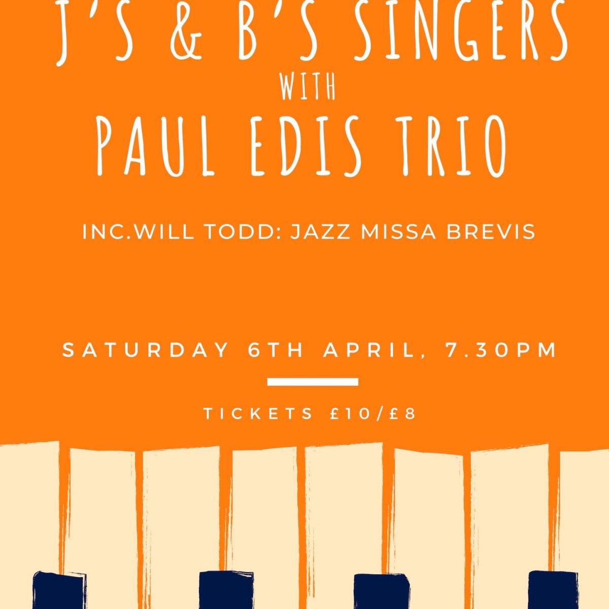 Js and Bs Paul Edis Trio