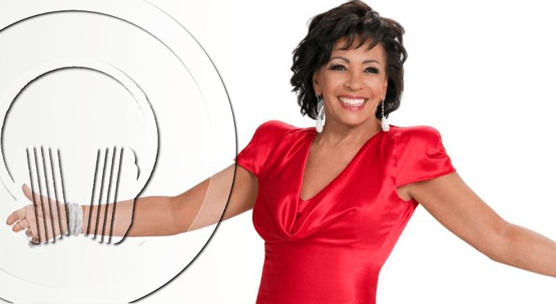 La chanteuse : Shirley Bassey
