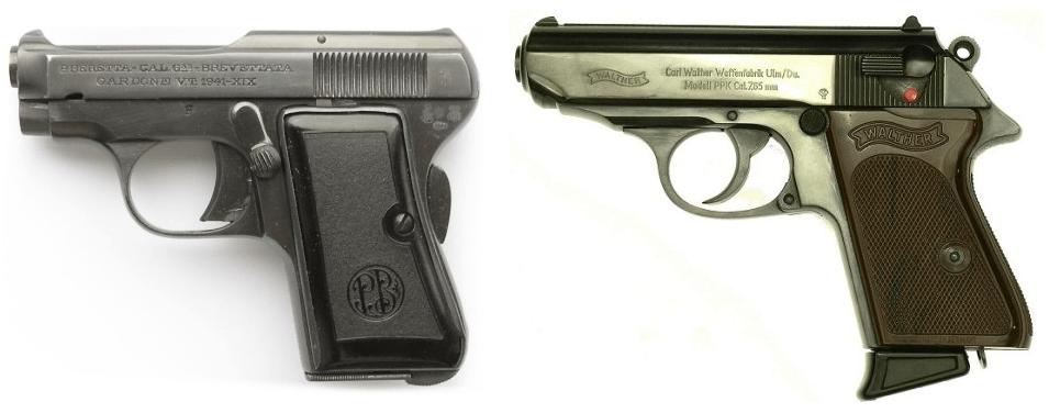 Armes de Bond