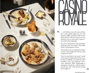 Casino Royale illustré par Henry Hargreaves