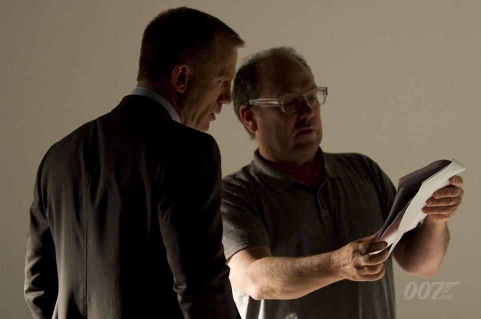 Daniel Kleinman diriean Daniel Craig