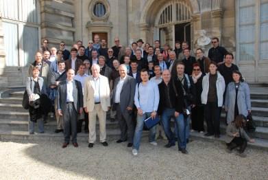 Chantilly - photo de groupe