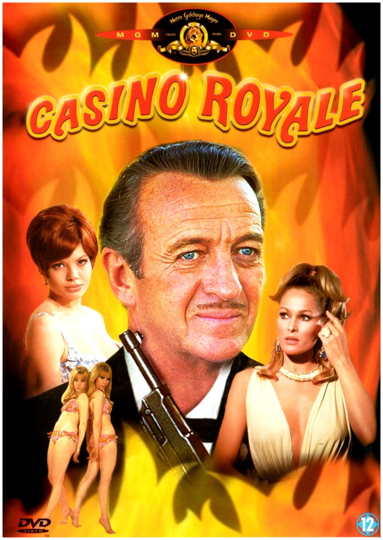 james bond casino royale casting