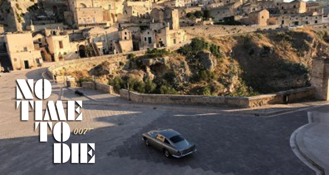 NO TIME TO DIE : Le tournage du film se prépare en Italie !