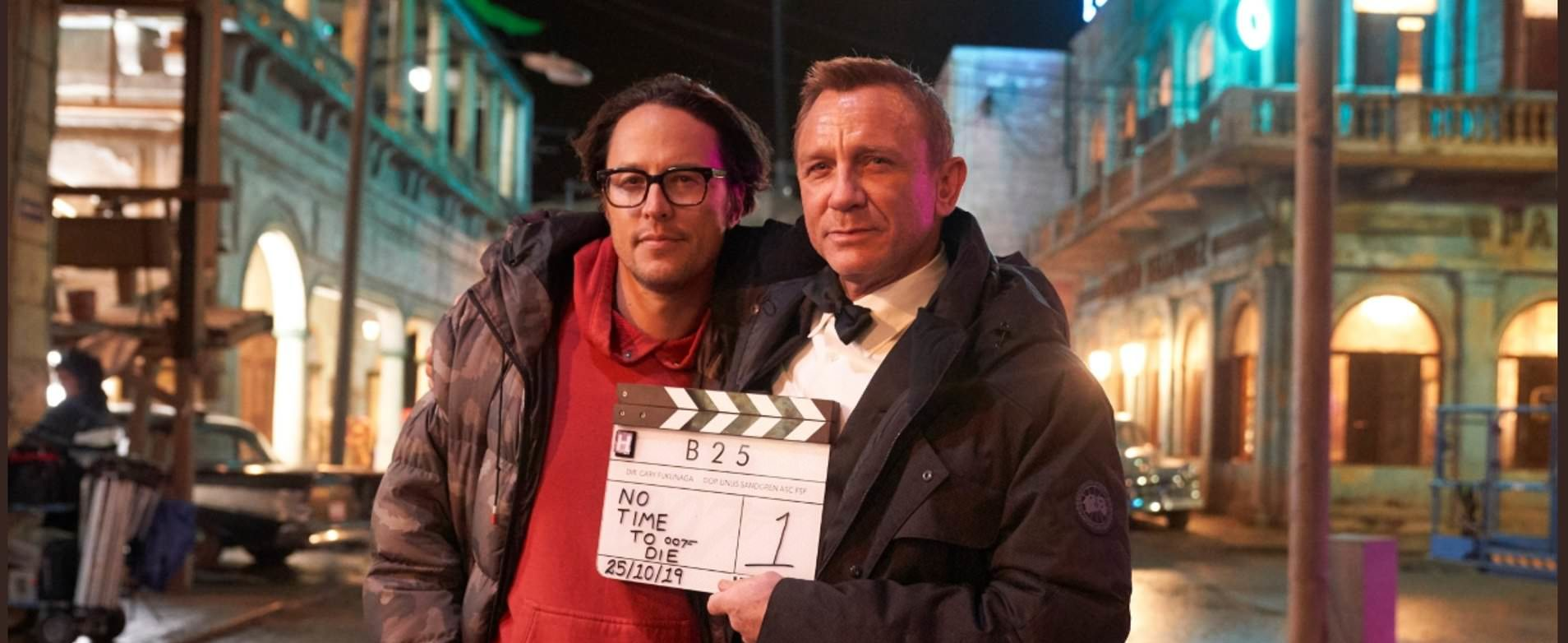 No Time To Die : Fin de tournage pour le 25ème film !