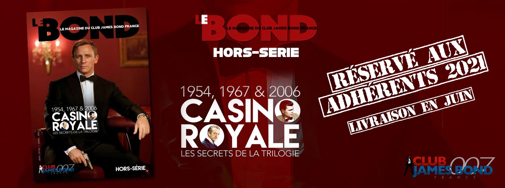 CASINO ROYALE : Un Le Bond Hors-Série