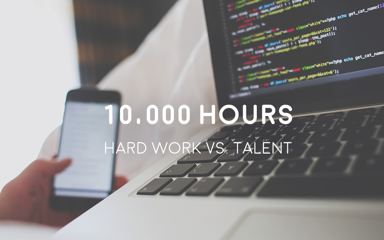 Hard Work vs. Talent