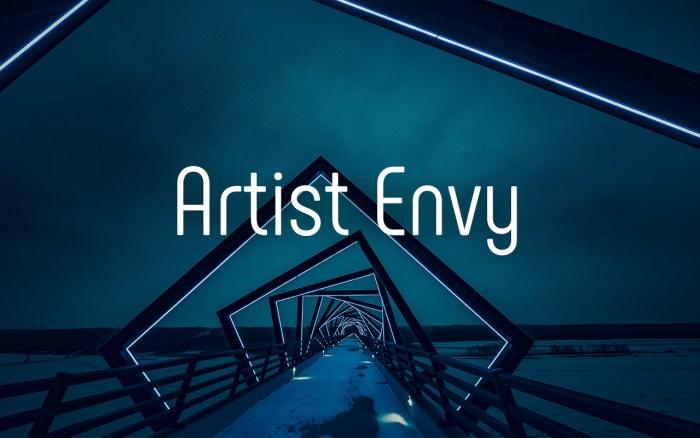 Artist-Envy