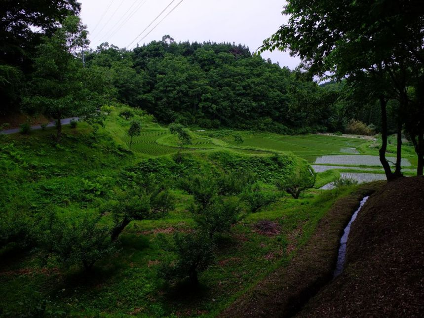 Kurokawa Onsen on the outer slopes of Aso