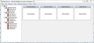 Remote Desktop Connection Manager (RDCMan)