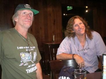 Jeff Roberts and Greg Roberts