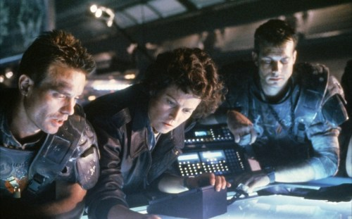 Cinematic Advent Calendar #18 - ALIENS