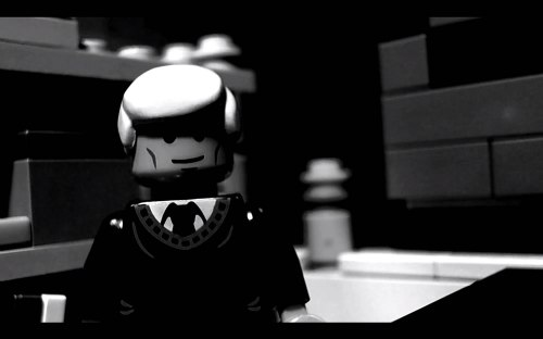 Casino Royale done in Lego...
